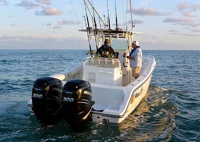 Choosing A Fishing Boat