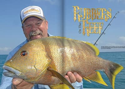 Rubbers On The Reef — FishLife Magazine #19