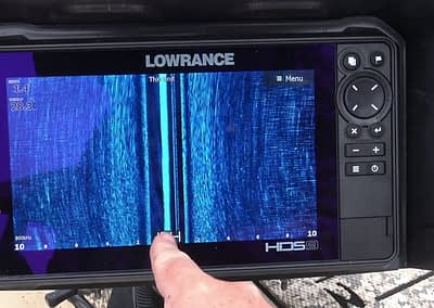 How To Take A Screenshot On Your Lowrance