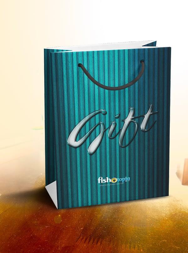 Fishotopia gift voucher