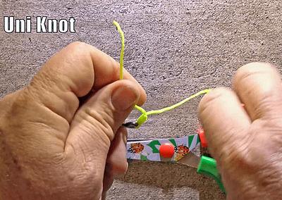 QUICK TIP: Uni Knot