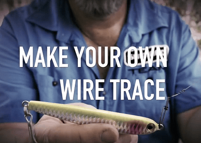 Make Your Own Wire Trace