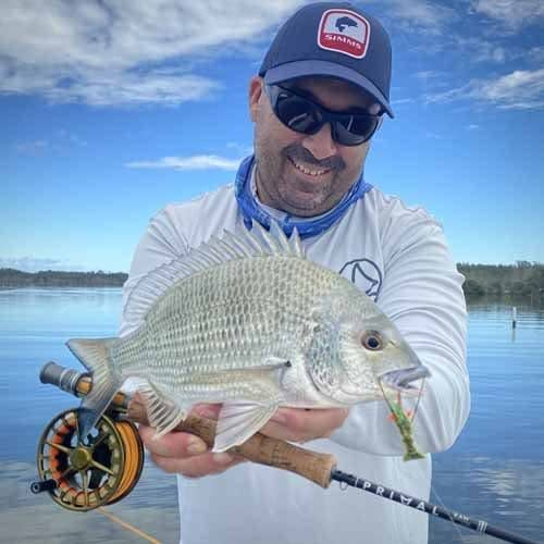 Tips For Catching Oyster-Rack Bream On Fly