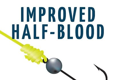 Improved Half-Blood (Clinch) Knot