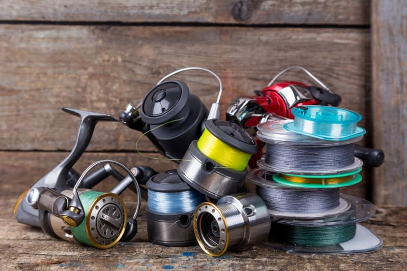 """Spooling up reels with line might not be a """"sexy"""" subject, but get it wrong and your fishing life can turn to misery!"""