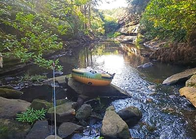 Bomaderry Creek — insights from Leonard Brown