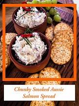 Jo's Chunky Smoked Australian Salmon Spread